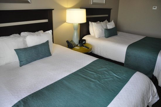 Riverwind Hotel: Bedroom in room 324