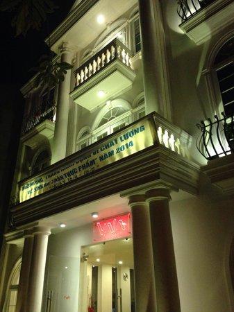 VaiA Boutique Hotel: Hotel front