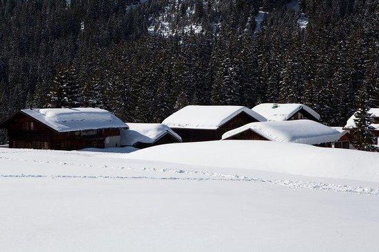 Kristiania Lech: Hut