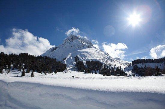 Kristiania Lech: View