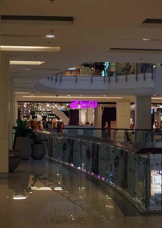 CentralWorld : 売り場