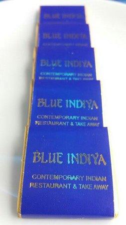Blue Indiya