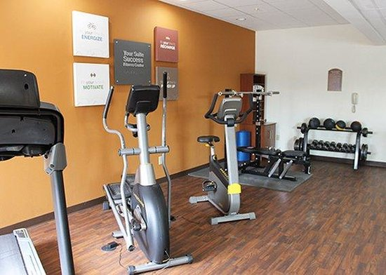 Comfort Suites Salem: VAFitness Room