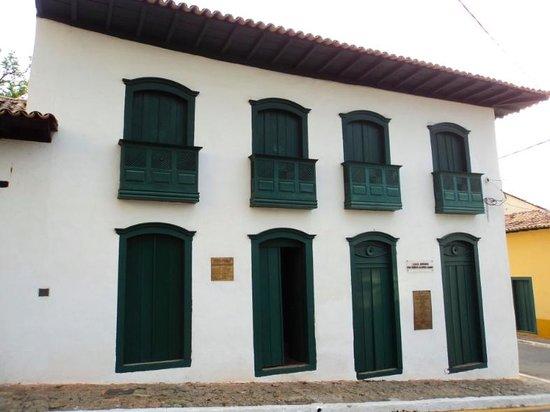 Museu Anhanguera e Casarao Monsenhor Paulo Florencio da Silveira Camargo