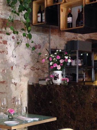 Carmen Restaurant Cartagena: Charme nos detalhes da decoração!!