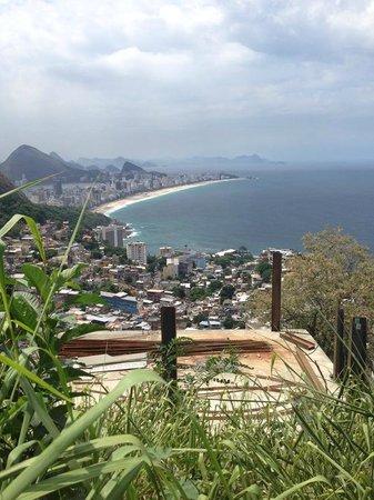 Favela Tour : VIDIGAL FAVELA