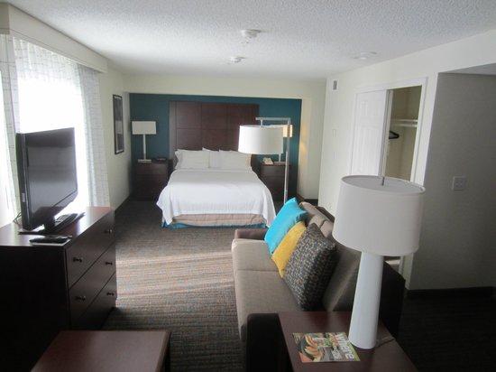 Residence Inn Seattle South/Tukwila : Standard room