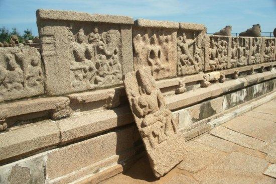 Hotel Mamalla Heritage : Mahabalipuram - Shore Temple