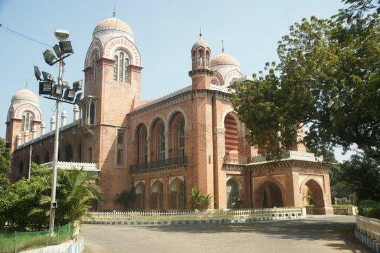 Deccan Plaza: Madras University