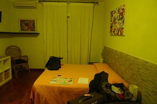Gregory B&B Vatican: Bedroom.