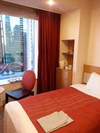 Park Hotel Tokyo: 室内もきれいです