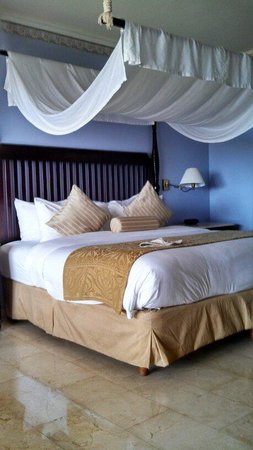 Melia Coco Beach: Room Bed