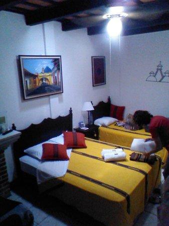Hotel Las Camelias Inn: camera n9