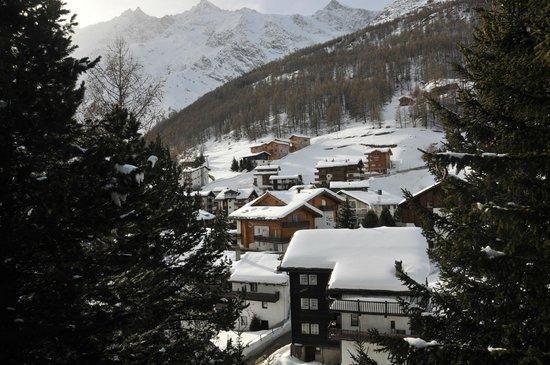 Hotel La Collina : Вид из окна