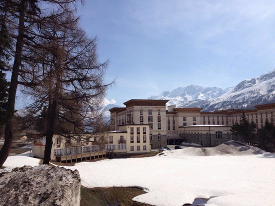 Maloja Palace Hotel: Maloja Palace