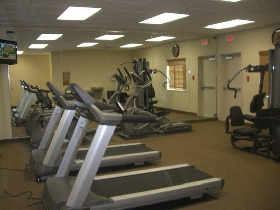 Candlewood Suites Georgetown : Fitness Center