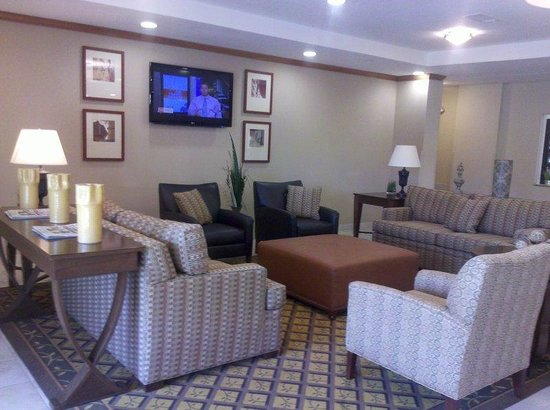 Candlewood Suites Georgetown : Hotel Lobby