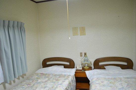 Pension Tobita : twin beds