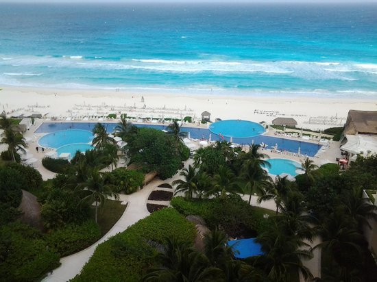 Live Aqua Beach Resort Cancun: our view