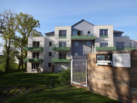 Résidence Ker Goh Lenn - Plescop: les immeubles