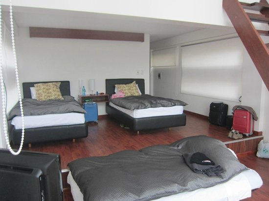 Onkel Inn Copacabana: Habitación familiar torre 2 (pisos 3 y 4 comunicantes)