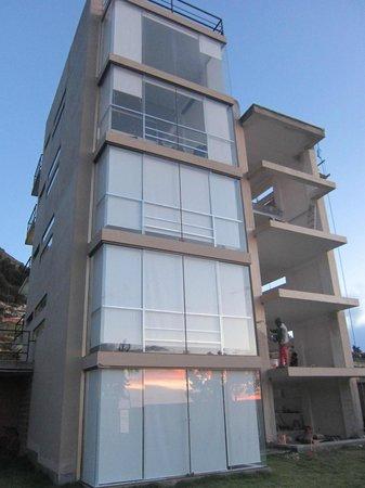 Onkel Inn Copacabana: Torre 2 y torre 3 en contrucción