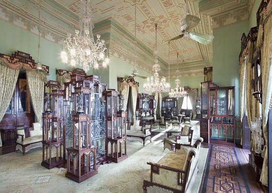 Taj Falaknuma Palace : Jade Tea Room