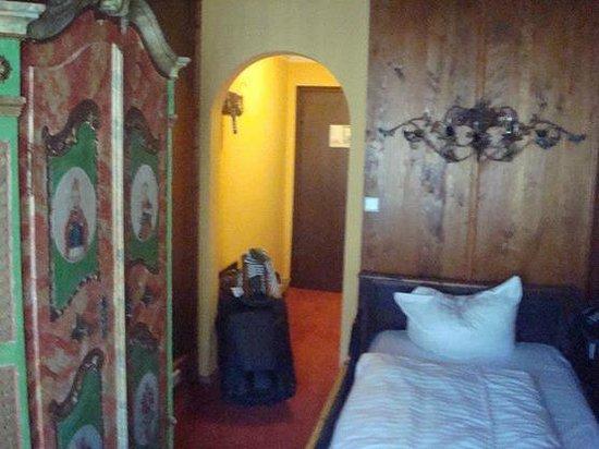 Atlas Grand Hotel : habitacion