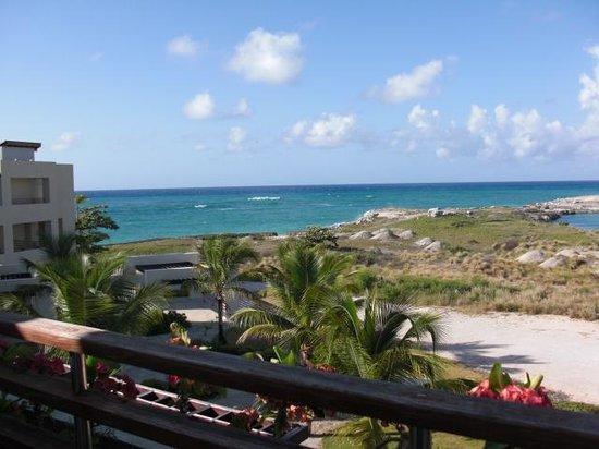 Alsol Del Mar: View from bedroom terrace