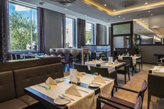 Holiday Inn Kiev: Restaurant