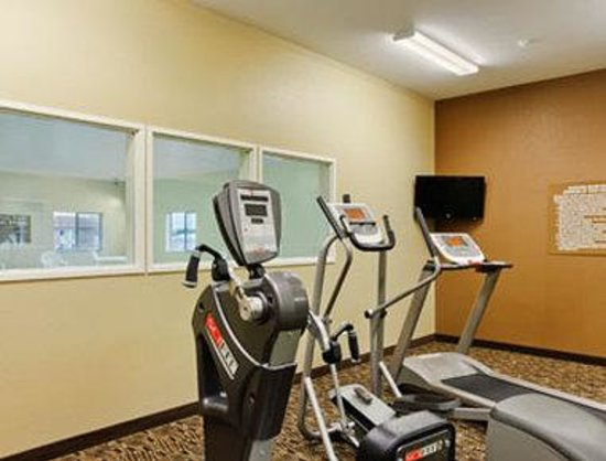 Microtel Inn & Suites by Wyndham Williston: Fitness Center