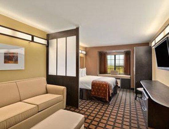 Microtel Inn & Suites by Wyndham San Antonio by Seaworld: Suite