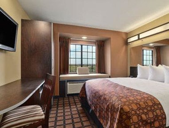 Microtel Inn & Suites by Wyndham San Antonio by SeaWorld/Lackland AFB: Standard Queen Bed Room