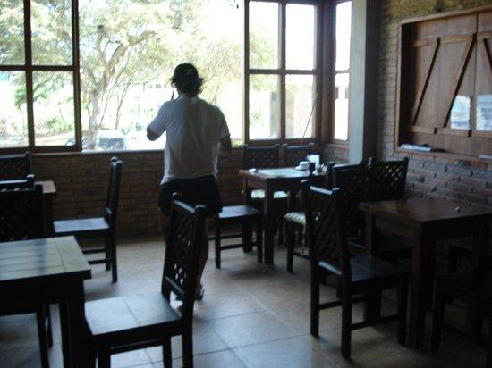 Tavarua Hotel: comedor