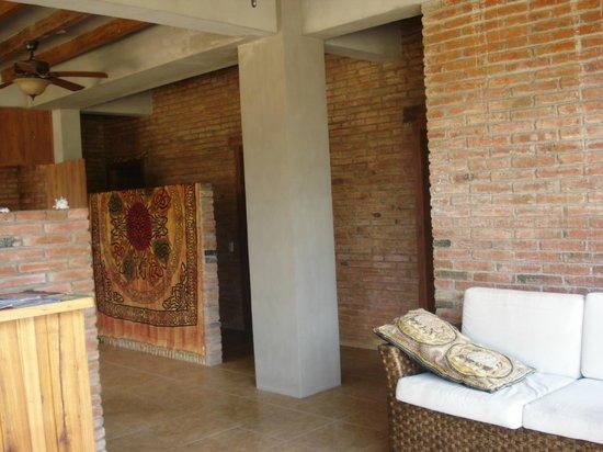 Tavarua Hotel: entrada