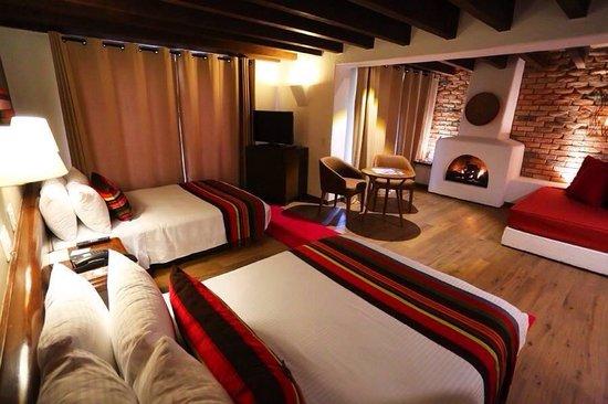 Hotel Avandaro Club de Golf & Spa : Habitación remodelada