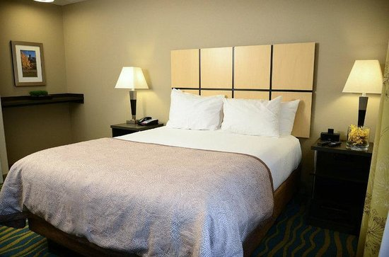 Candlewood Suites Denver Northeast - Brighton: Denver - Brighton Queen Bed Guest Room
