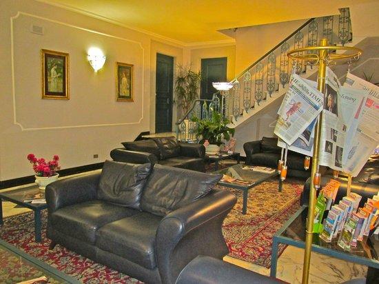 Hotel Berchielli: Lobby