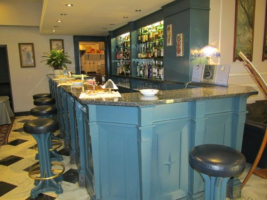 Hotel Berchielli: Bar
