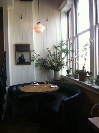The Thomas at Fagiani's: Dining Room