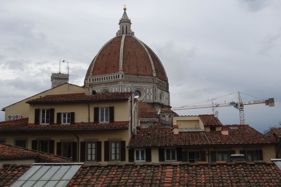 Biblioteca delle Oblate: View from the rooftop