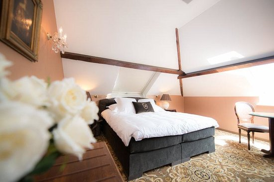 Hotel Heritage - Relais & Chateaux : Suite Belfry View