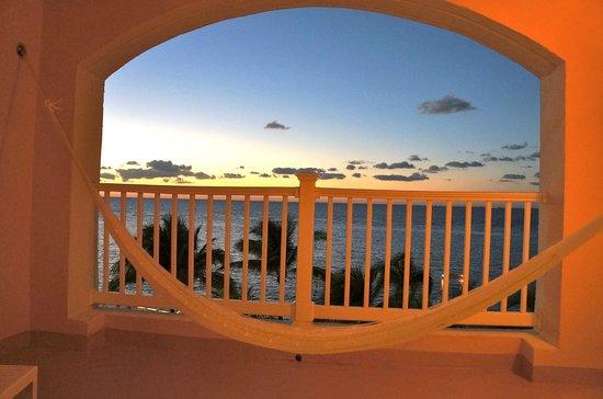 Cozumel Palace: balcony