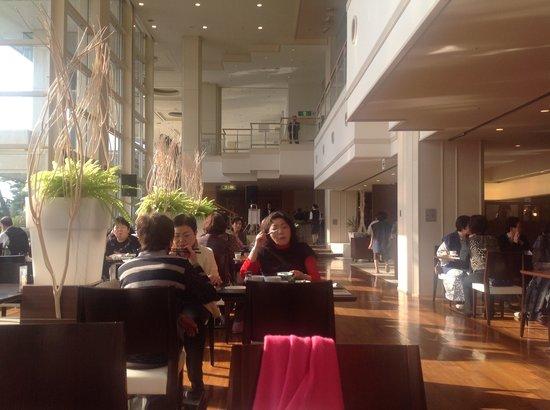 Hotel Matsushima Taikanso: breakfast area