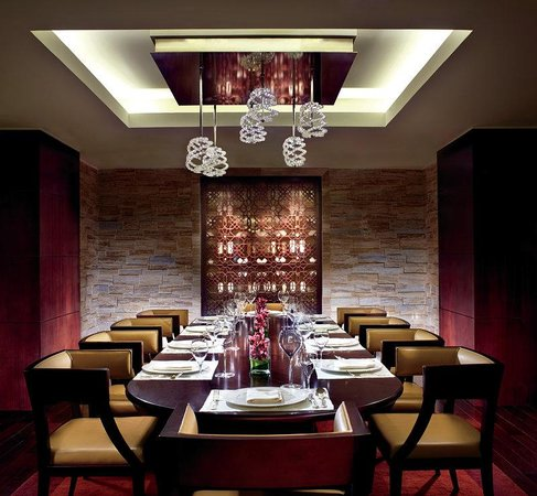 The Ritz-Carlton, Bangalore: Private Dining Room