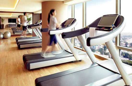 The Ritz-Carlton, Bangalore : Fitness Center