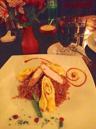 Dinner at Pisac Inn
