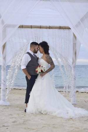 Iberostar Rose Hall Beach Hotel : Wedding Day