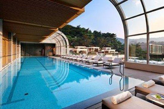 The Shilla Seoul: Indoor Pool