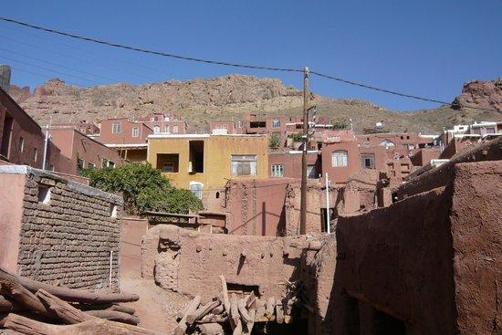 Abyaneh Village : アブヤーネ村